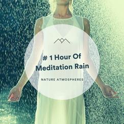 1 Hour Of Meditation Rain