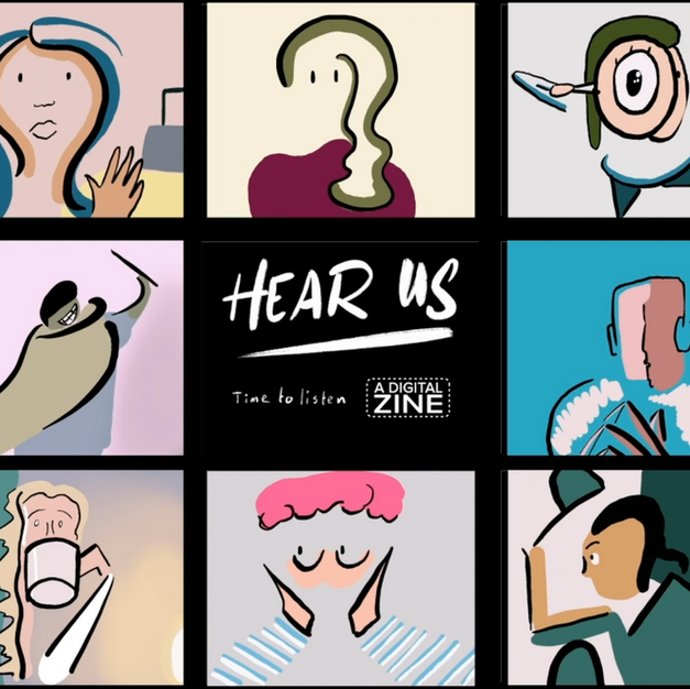Hear us - Time to listen