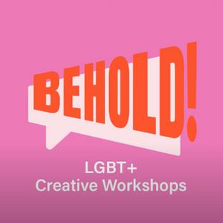 Behold - LGBT workshops