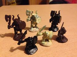 Queen's Gorillas and Prince Joeys