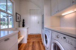 Mill Valley Entry/Laundry Room