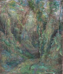 Embankment at Sleepy Hollow 9