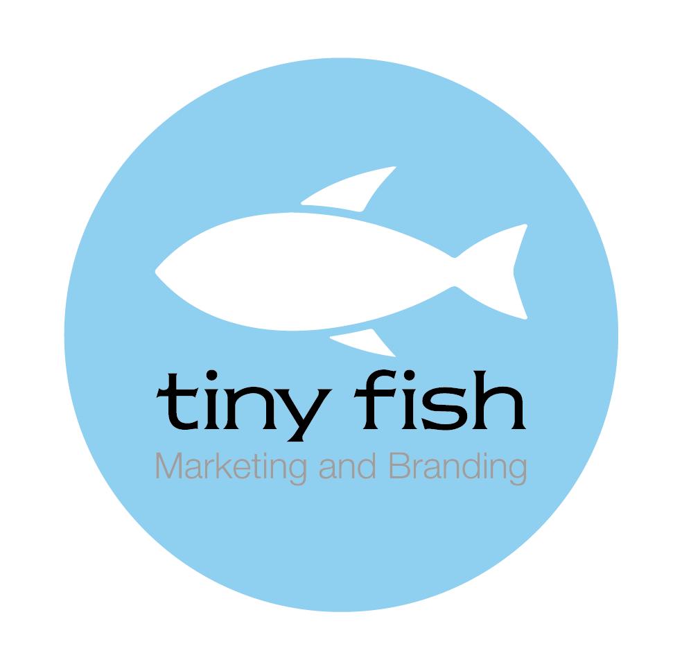 Logo tiny fish