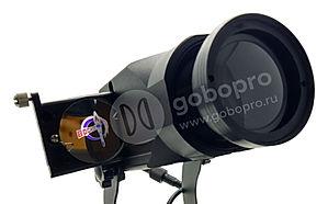Гобо проектор GoboPro GBP-1001 для световой рекламы и проекции внутри помещений