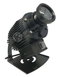 Самый мощный светодиодный проектор линейки GoboPro с функцией вращения изображения. Модель обладает максимальной яркостью, благодаря светодиодному чипу OSRAM 80 Вт. Оптика японской разработки эффективно формирует световой поток мощного светодиода, обеспечивая проекцию насыщенного изображения высокой четкости. Модель GBP-8004 способна проецировать качественное изображение на расстояние до 80 метров. Защита от влаги и пыли по стандарту IP65 обеспечивает бесперебойную работу в любых погодных условиях. Вращение изображения на 360° привлечет дополнительное внимание к Вашей рекламе. В комплекте поставляется пульт ДУ, который обеспечивает легкое управление включением / выключением проектора и вращением изображения на расстоянии. Алюминиевый корпус из сплава 6063 не боится ударов и стихийных бедствий, а также эффективно отводит тепло от светодиода. Система крепления этой модели позволяет регулировать проектор в трех плоскостях, облегчая его монтаж и последующую перенастройку направления проекции при такой необходимости. Ваш логотип или реклама печатаются на специальном закаленном стекле. Возможна полноценная цветная (фото) печать.