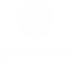 GoboPro Logo White R PNG Transparent.png