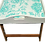 Thumbnail: Floral Wooden Bed Tray w/stand