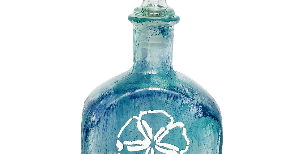 Coastal Painted Decanters