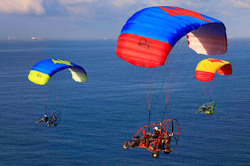 Powered Parachute Manta Ray Wing For Sale