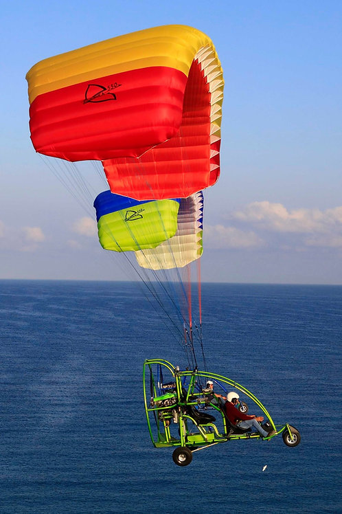 Barakeye Powered Parachute - Israel Made PPC For Sale