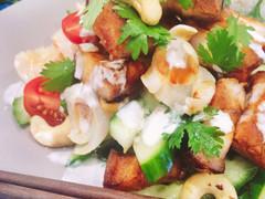 Vietnamese Pork Belly & Lychee Salad