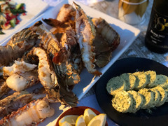 Summer Seafood BBQ