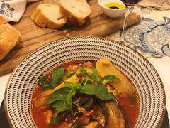 Slow CookerChicken,Fennel & Eggplant