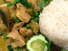 Cheat's Green Chicken Curry