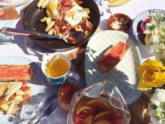 Spanish Brunch ~ Father's Day Celebrations