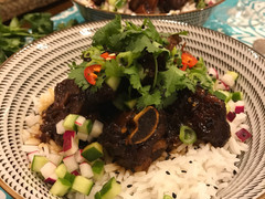 Sticky Chinese Beef Short Ribs