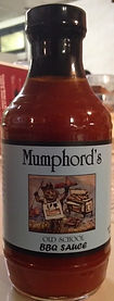 Official Mumphord's Place BBQ Site