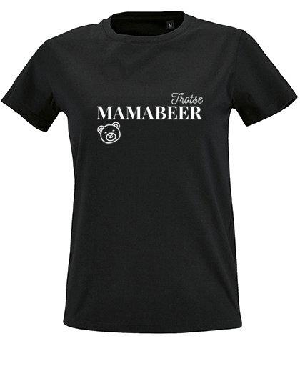 Trotse mamabeer t-shirt