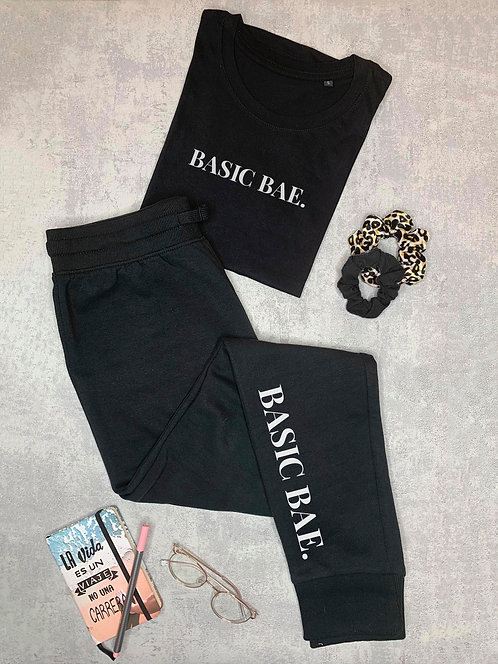 Sweatpants 'Basic Bae.'