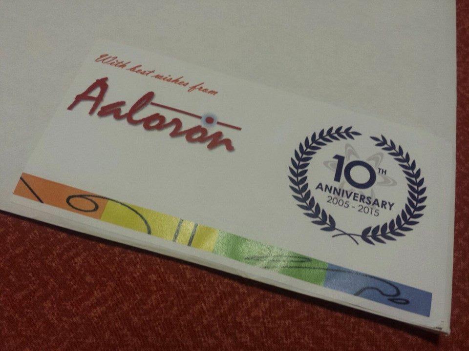 10th Anniversary Celebrattion