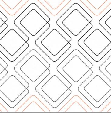 Diagonal Plaid Bias Cut