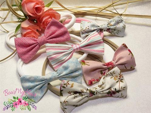 Vintage Fabric Headbands