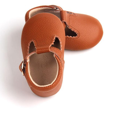 Charlotte Custom Designed Genuine Leather Soft Sole Shoes