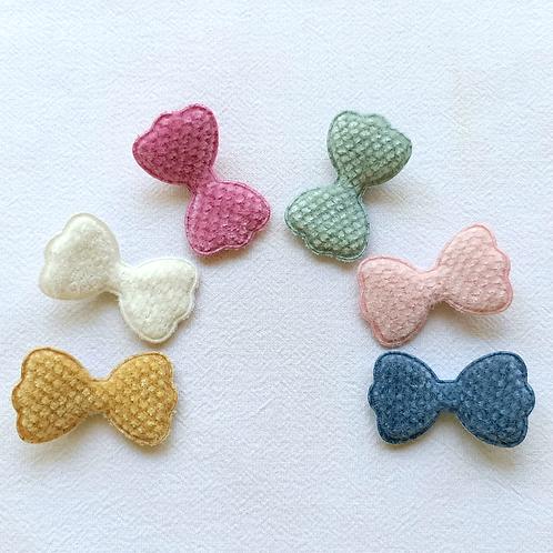 Set of 6 Cute Little Hair Bows