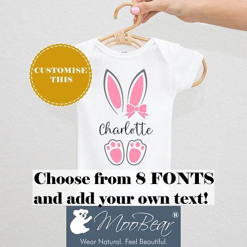 Little Easter Bunny Bodysuit