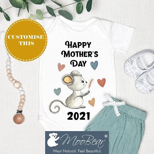 Happy Mother's Day Bodysuit