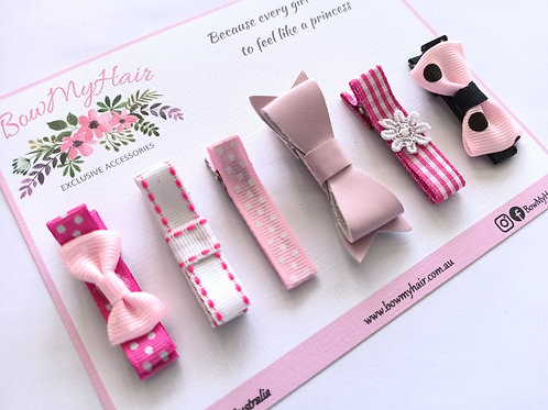 Pink Variety Bundle 1