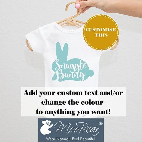 Snuggle Bunny Easter Bodysuit