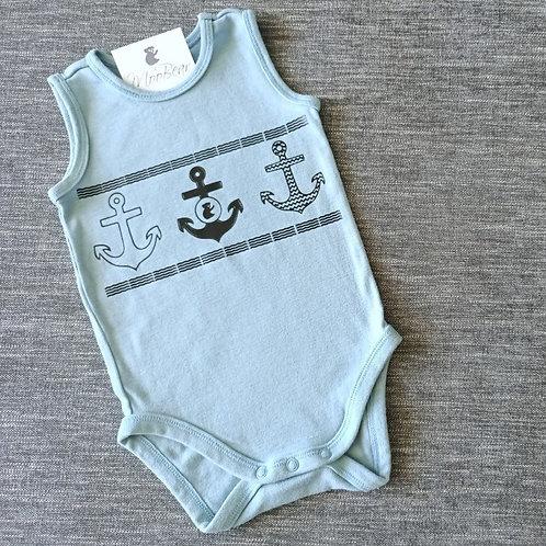 Sailor Novelty Bodysuit