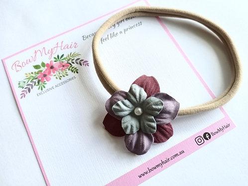 Sweet Floral Headband