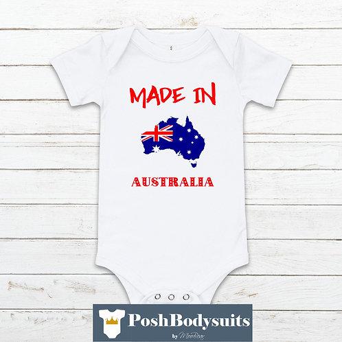 Made in Australia Bodysuit