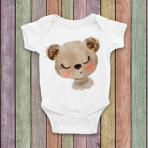 Sweet Baby Bear Bodysuit