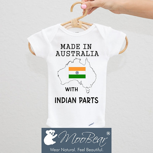 Made in Australia with Indian parts Bodysuit