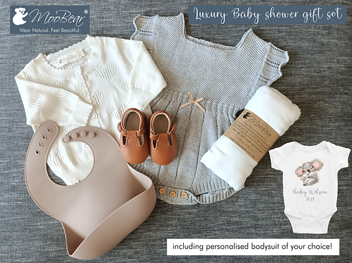 The ultimate luxury Baby Shower Gift Set