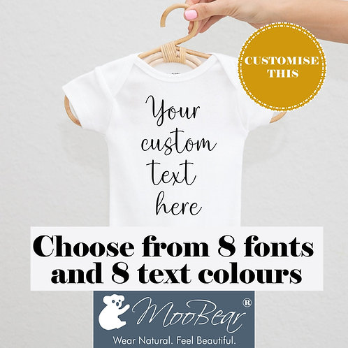 Create your own design from scratch Bodysuit