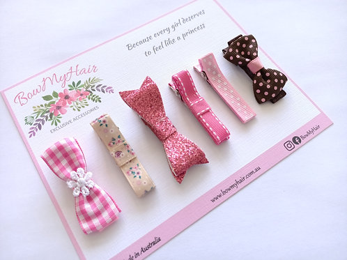 Pink Variety Bundle 2