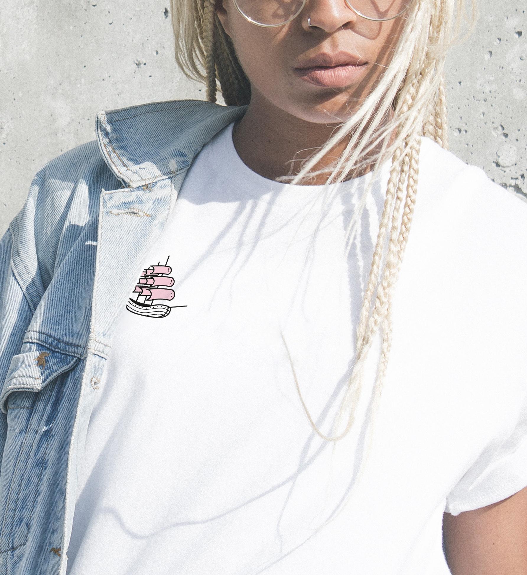Lieferungs-Ikone T-Shirt