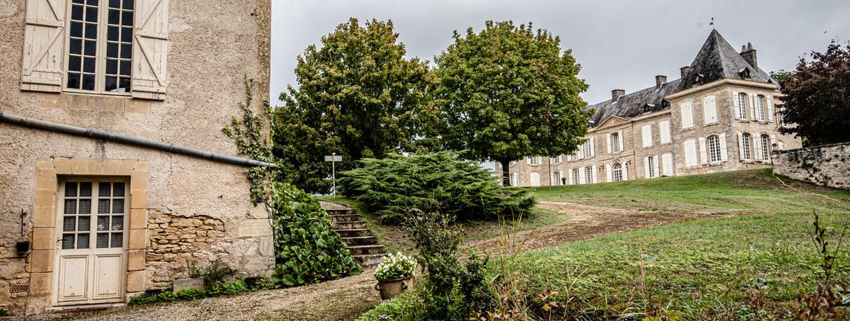 Vue sur le Chateau