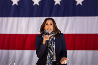 Kamala Harris campaigns in Reno