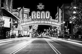 Downtown Reno 2014