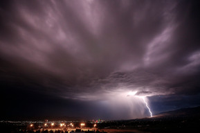 Electrical Storm over Reno