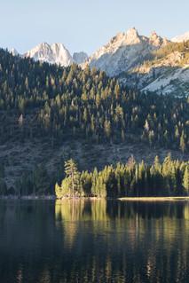 Twin Lakes Reflection