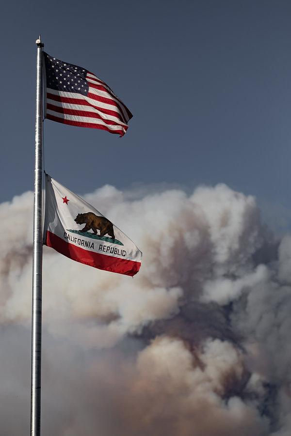California Wildfires (Trevor Bexon)