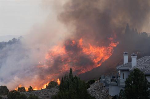 Pinehaven Fire