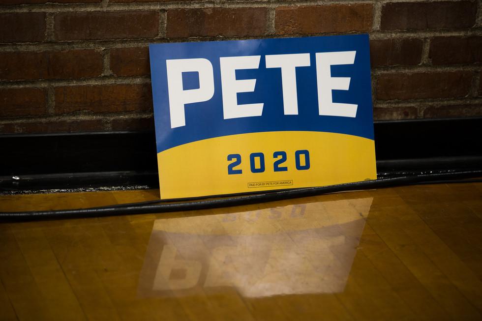 Mayor Pete Buttigieg