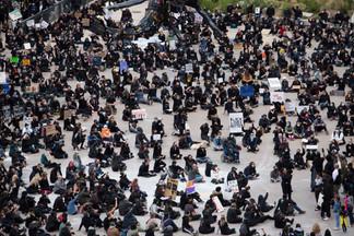 Black Lives Matter Peace Vigil